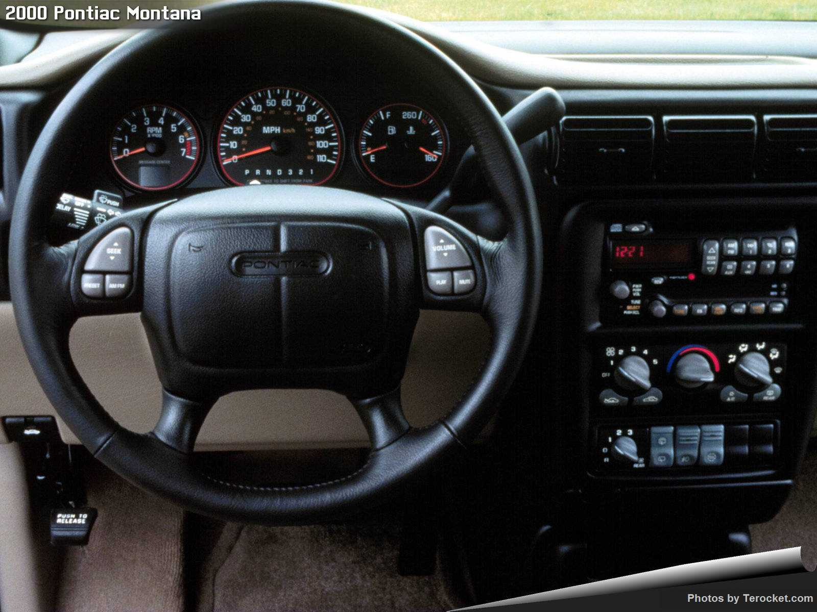 Hình ảnh xe ô tô Pontiac Montana 2000 & nội ngoại thất