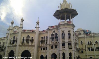 Kuala Lumpur - Viaje a Malasia