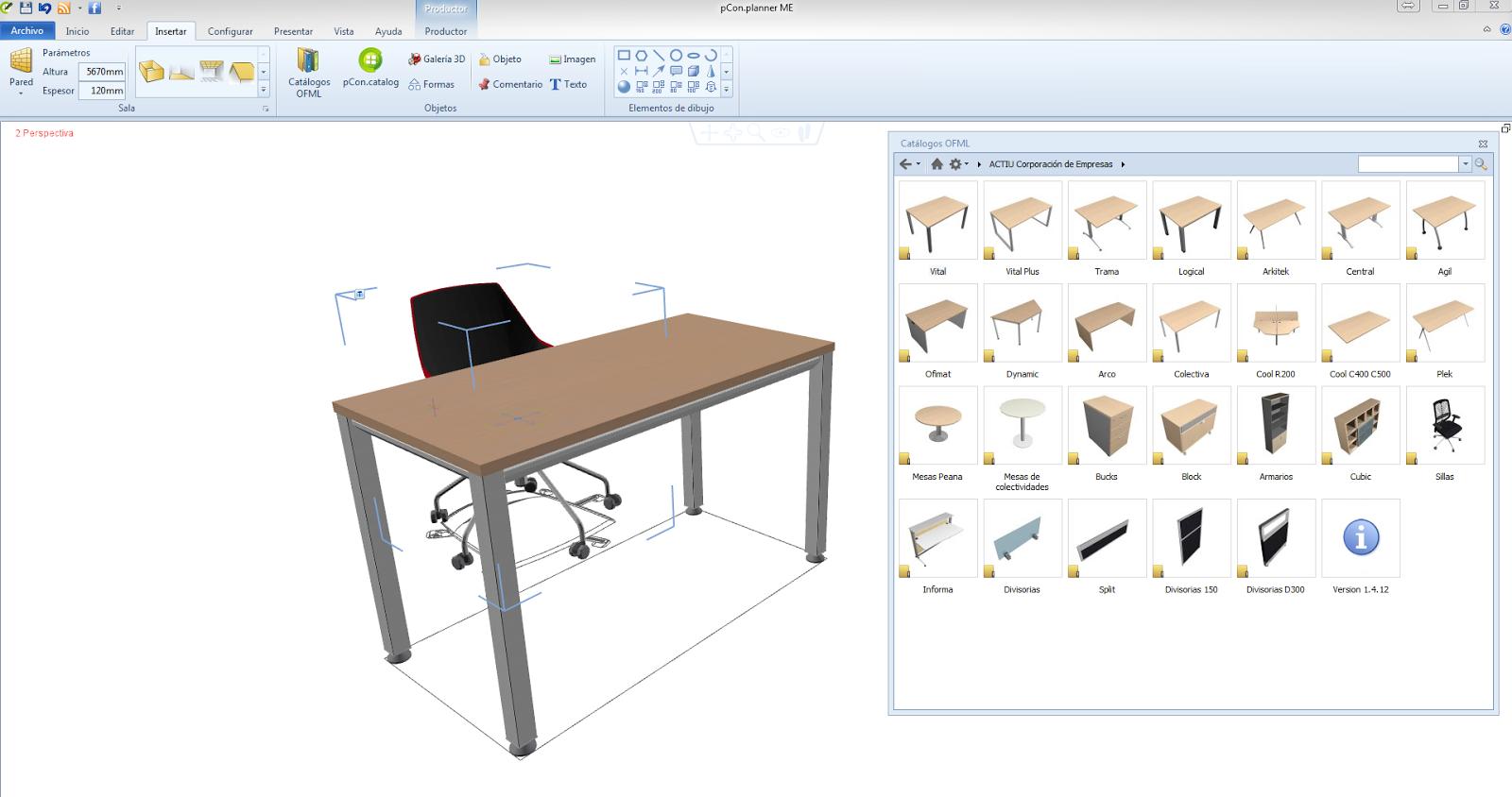 Gargon3d pcon planner dise o de interiores gratuito for Programa para hacer diseno de interiores