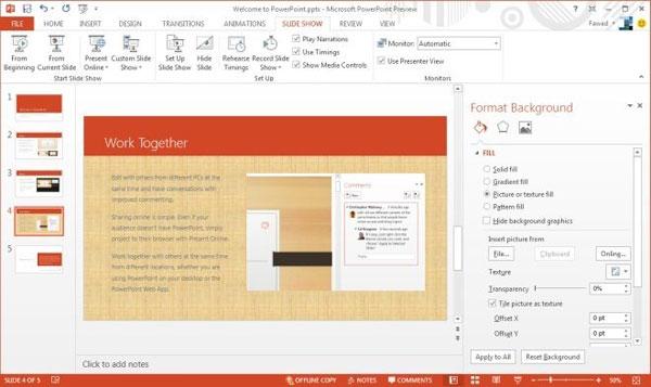 Keselarasan Guides, Gabung Bentuk & Auto-Text Wrapping