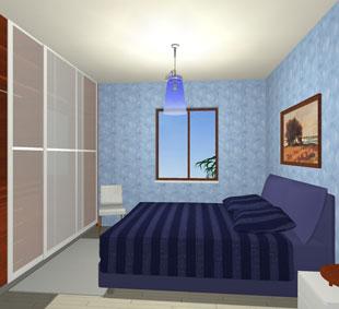 C mo ganar espacio en un dormitorio peque o dormitorios for Como organizar un dormitorio pequeno