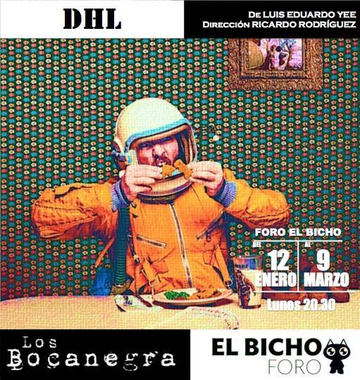 """Inicia temporada """"DHL"""" en el Foro El Bicho todos los Lunes hasta Marzo"""