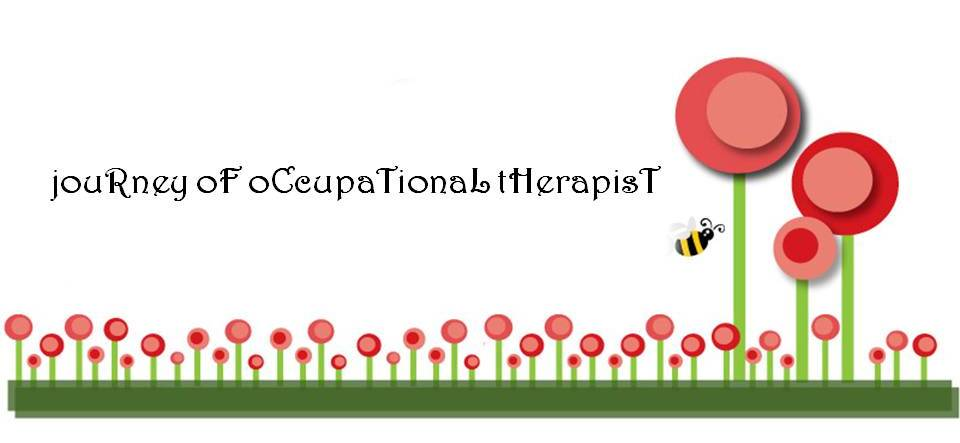 journey of occupational therapist