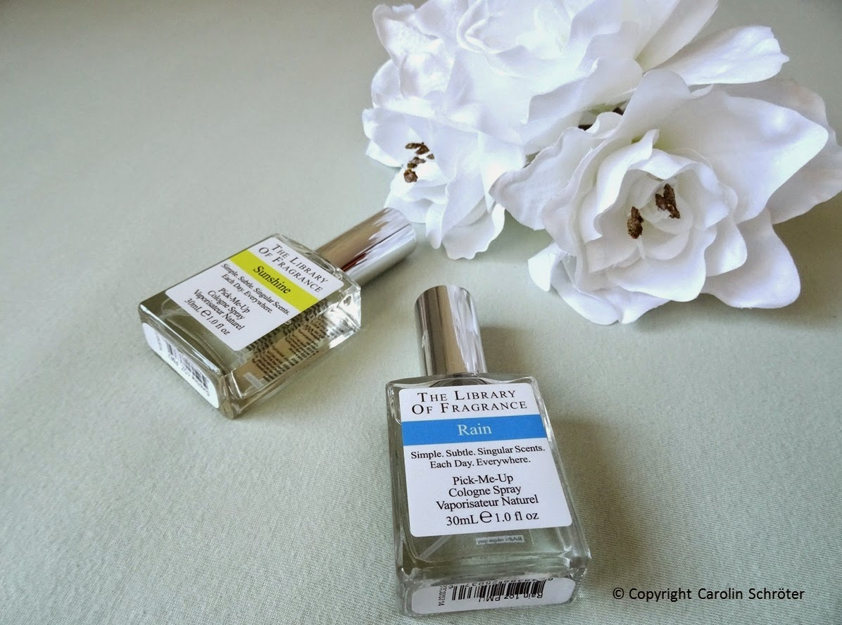 The Library of Fragrance Rain review