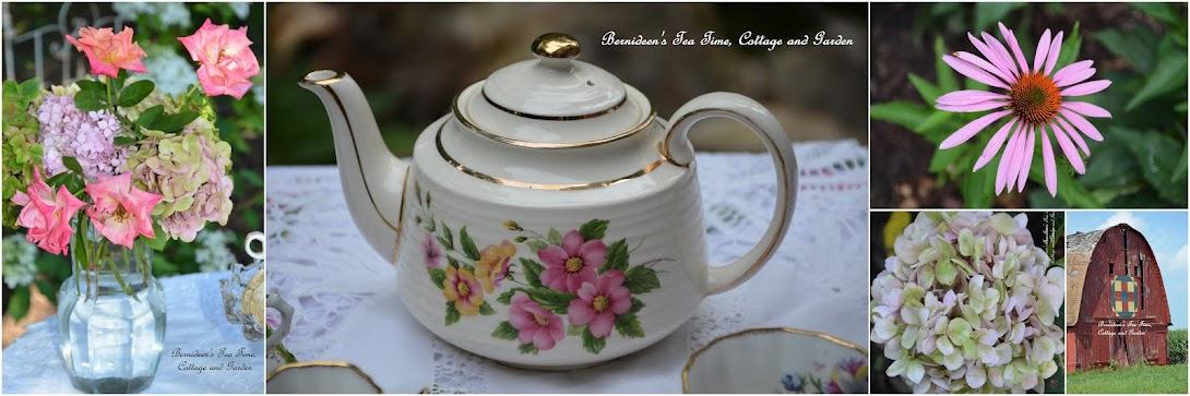 Bernideen's Tea Time, Cottage and Garden