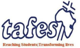 TAFES( Tanzania Fellowship of Evangelical Students)