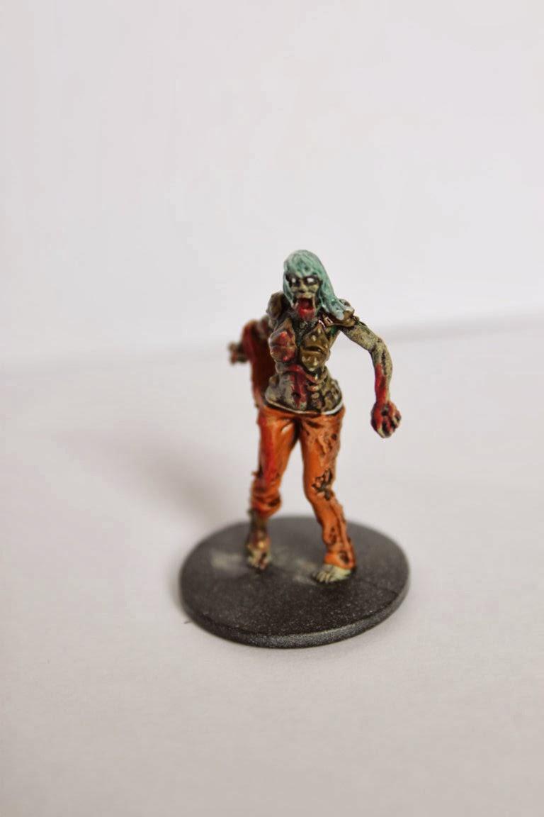 La taverne du geek16 peinture zombicide en mode berserker - La mode en peinture ...