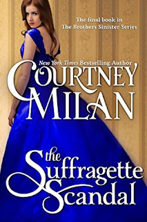 The Suffragette Scandal by Courtney Milan