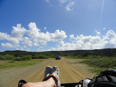 Dirt Roads in Bonaire