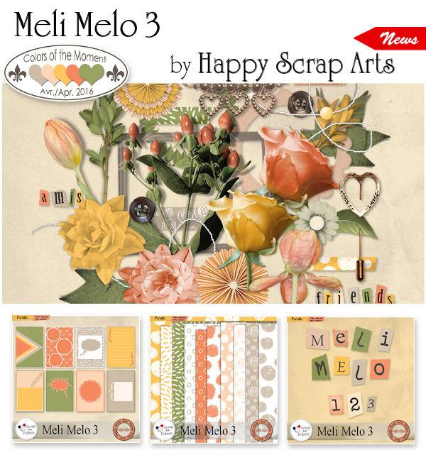 HSA Meli Melo 3