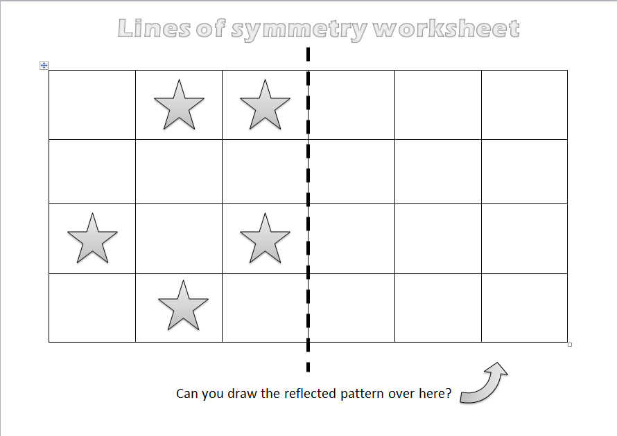 Lines+Of+Symmetry+Worksheets Symmetry . This resource has been ...