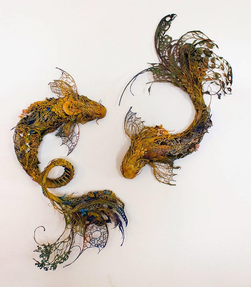 Surreal Sculptures by Ellen Jewett-2