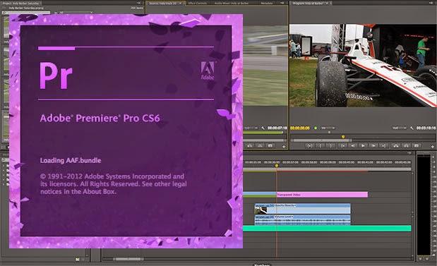 Adobe Premiere Pro CC 2014 Full Version Cracked Free Download