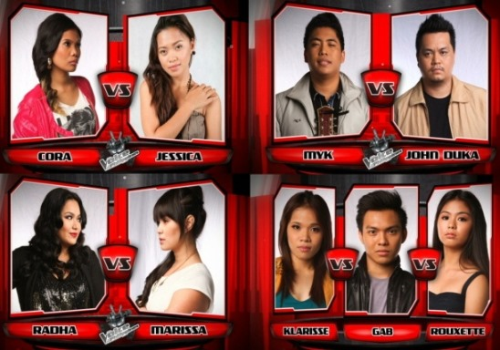 The Voice of the Philippines Battle Rounds End August 17. Which artists will complete the teams before the live shows start?