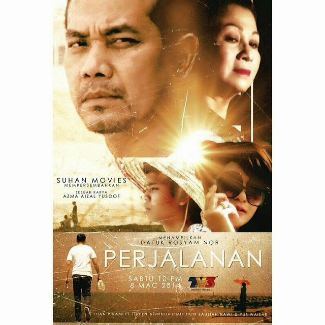 Perjalanan 2014 Cerekarama Full Telemovie