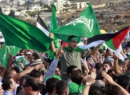 Hamas Serukan Aksi Solidaritas Jum'at ini
