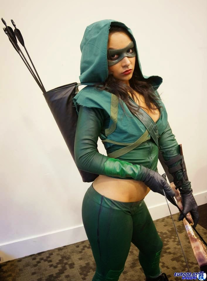 Cosplayer Soni Aralynn Arrow