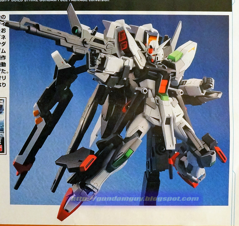 GUNDAM GUY: 1/144 GAT-X105BC Neo Build Strike Gundam