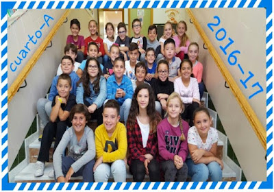 LAS SUPERESTRELLAS DE 4º A