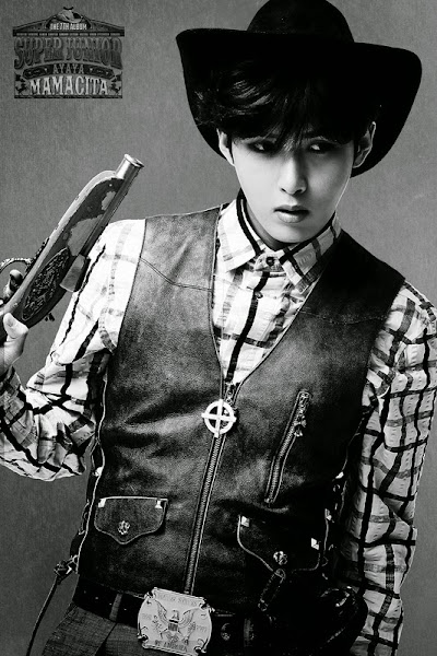 Super Junior Mamacita Ayaya Ryeowook