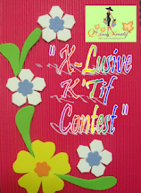 """ X-Lusive K' Tif  Contest """
