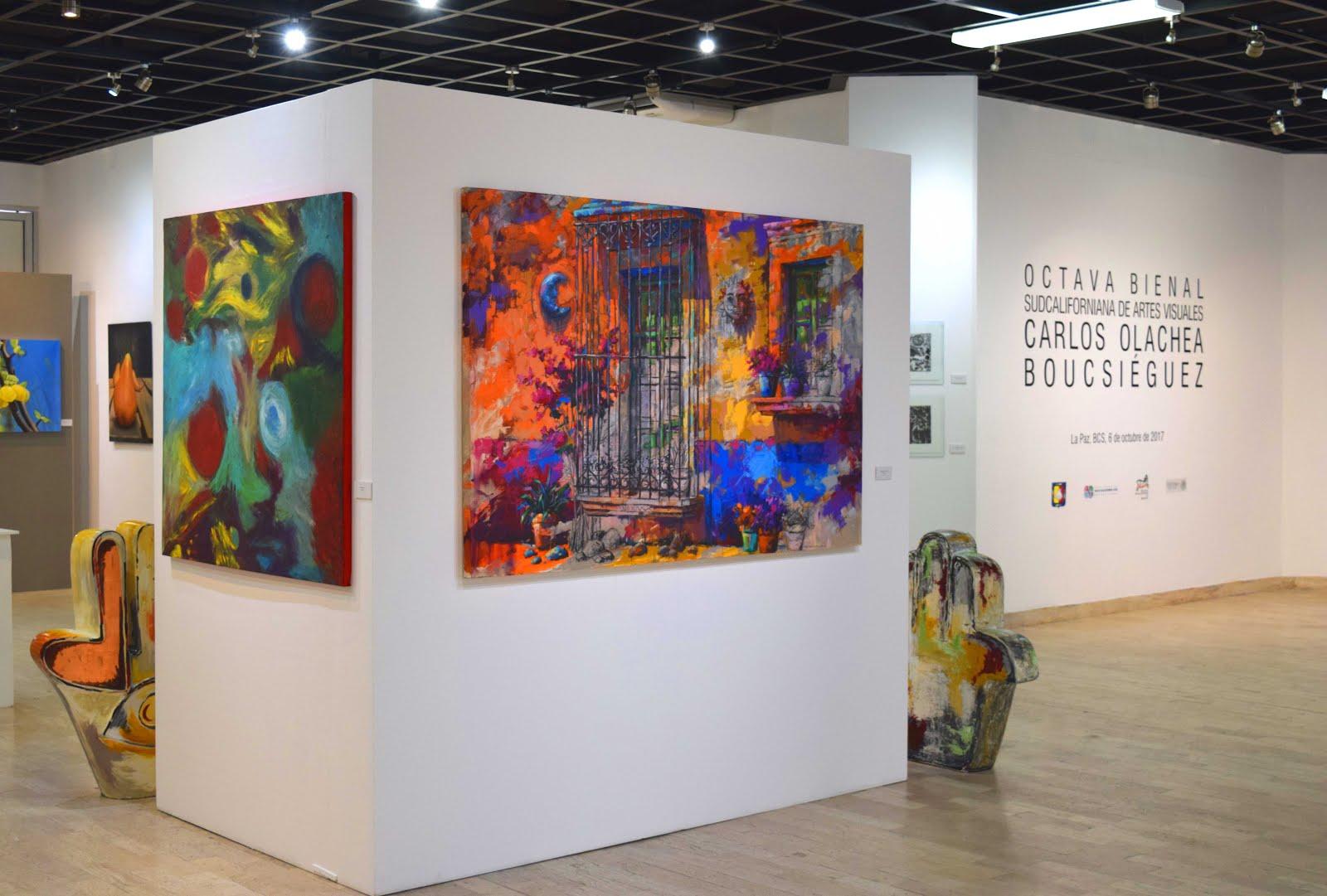 Bienal Sudcaliforniana de Artes Visuales Carlos Olachea 2017