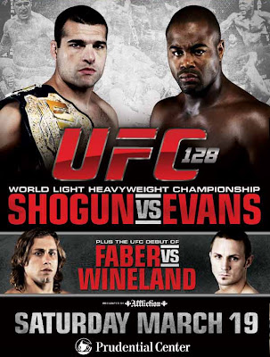 UFC 128 Preview & Cards info