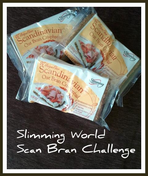 A matter of choice: Slimming World Scan Bran Challenge