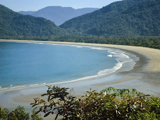 Picinguaba una playa de lujo en Brasil