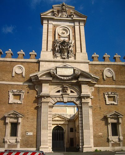Arte y arquitectura arquitectura manierista for Arte arquitectura definicion