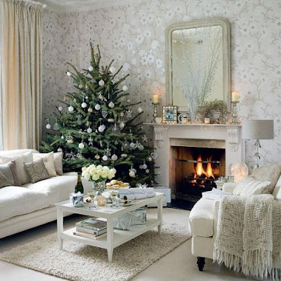 modern decorating ideas for christmas tree photos