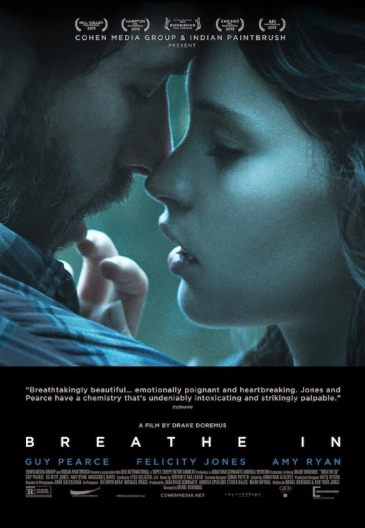 Breathe In full movie