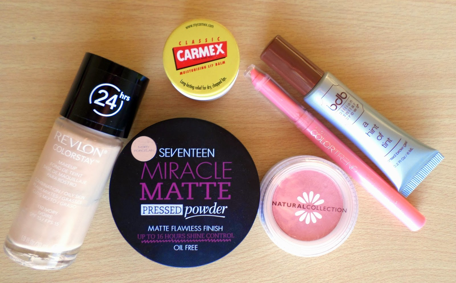 July 2014 Makeup Favorites
