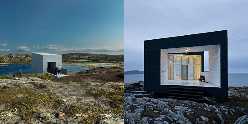 Cabañas y refugios de montaña con una renovada arquitectura ...
