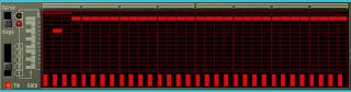 Matrix pattern basse 3 temps
