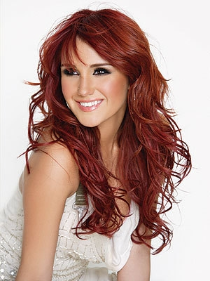 Auburn Hair Color on Auburn Hair Color   Fashion Week