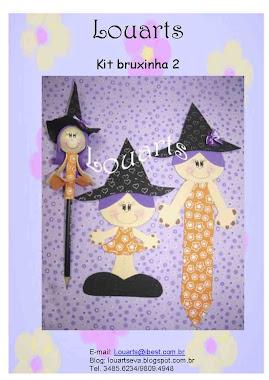 kit bruxinha 2