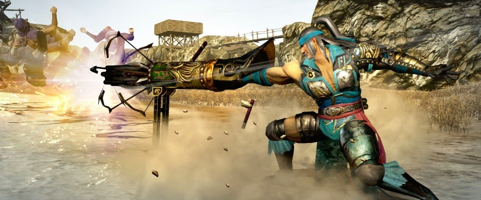 game pc murah Dynasty Earriors 8 Empires
