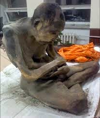 Jasad Biksu Utuh Selama 200 Tahun Dalam Posisi Meditasi