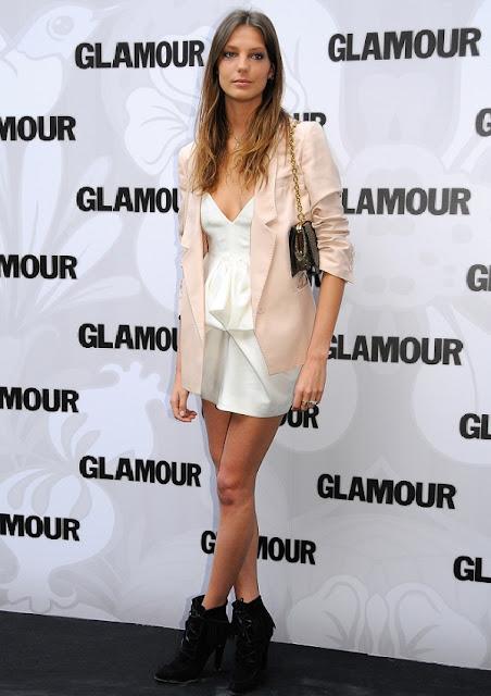 Daria Werbowy Height Daria Werbowy's Height is