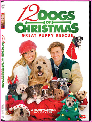 12 Dogs Of Christmas Great Puppy Rescue DVD 12 Dogs of Christmas: Great Puppy Rescue (2012) Español Subtitulado