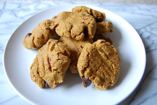 DSC 0286 - Paleo Protein Pumpkin Cookies