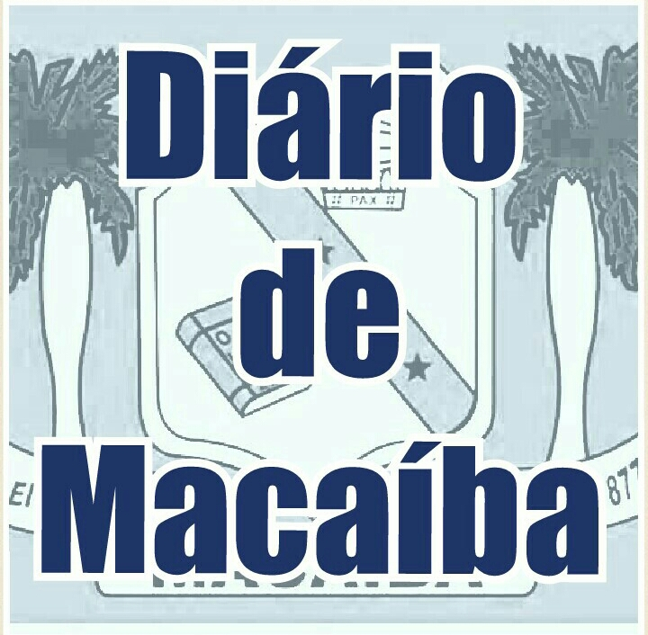DIÁRIO DE MACAÍBA