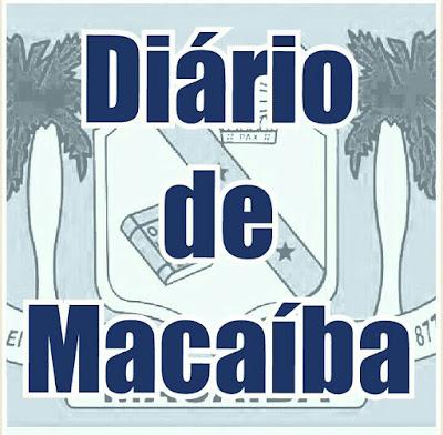 DIÁRIO DE MACAÍBA