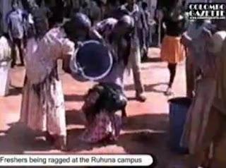 Sri Lanka Ragging Sabaragamuwa University student commits suicide