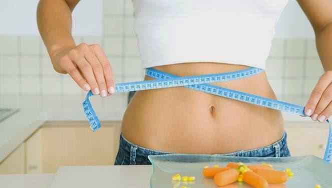 Langkah menjauhkan lemak di perut