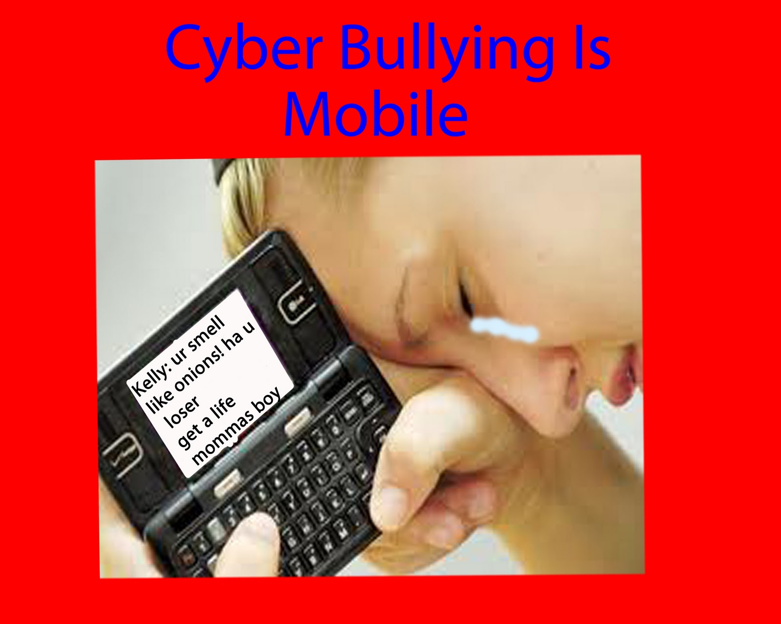 6th Grade Digital Literacy: Cyberbully Awareness Posters