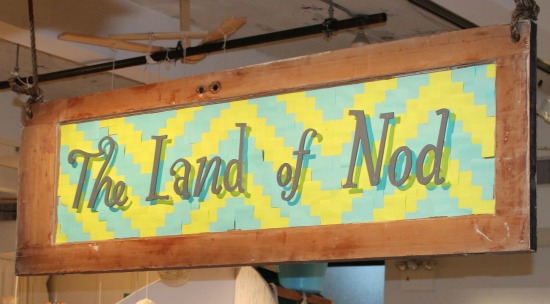 grand opening at land of nod
