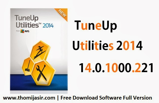 Free Download TuneUp Utilities 2014 14.0.1000.221 Full Version