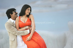 Deeksha Seth Kissing Scene Nippu hot Gallery